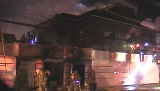 Pearl nightclub fire
